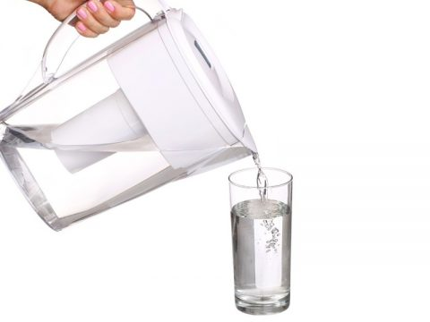 bwt water filter pitcher review