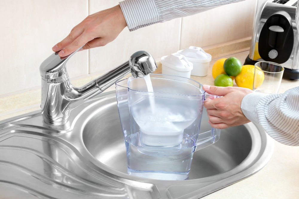 Ecosoft Water Filter Pitcher